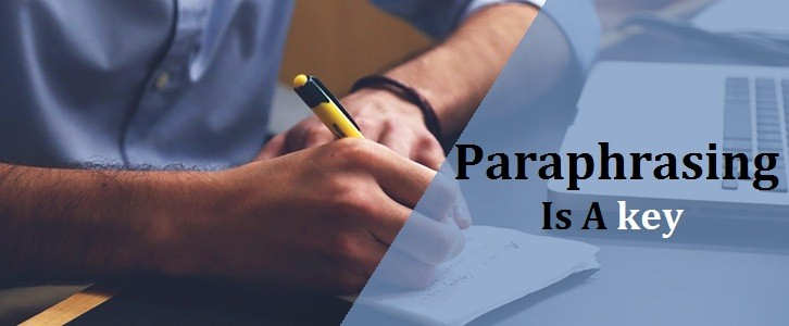 Do Paraphrasing With Focus