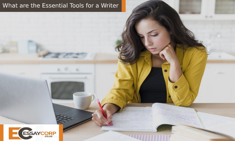 What are the Essential Tools for a Writer